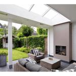 Harcosun terrasheater plafond inbouw